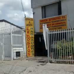 Servicio Automotriz P.R en Bogotá
