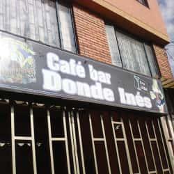 Cafe Bar Donde Ines en Bogotá