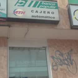 Cajero - Banco Popular en Bogotá