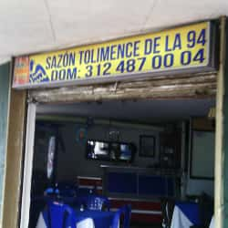 Sazon Tolimence de la 94 en Bogotá
