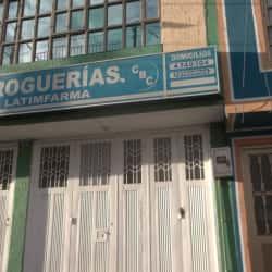 Droguerías Latimfarma  en Bogotá