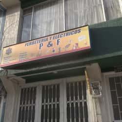 Ferretería y Eléctricos P & F  en Bogotá
