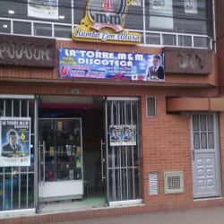 La Torre M&M en Bogotá