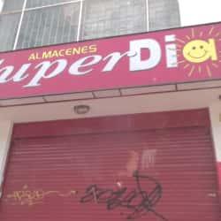 Almacenes Superdias en Bogotá