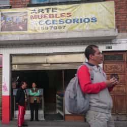 Arte Muebles Accesorios en Bogotá
