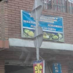 Restaurante y Piqueteadero El Oriente en Bogotá