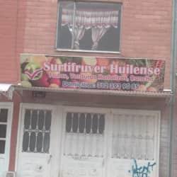 Surtifruver Huilense en Bogotá