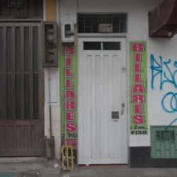 Billares Carrera 8 con Calle 25 en Bogotá