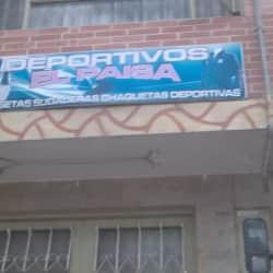 Deportivos El Paisa en Bogotá
