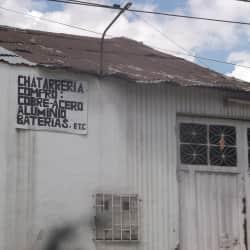 Chatarreria Carrera 68I en Bogotá
