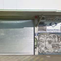 Repuestos SSangYong en Santiago