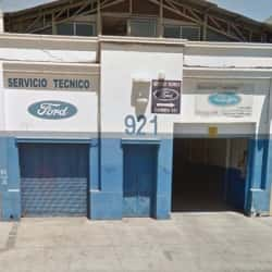 Servicio Técnico Master Ford en Santiago