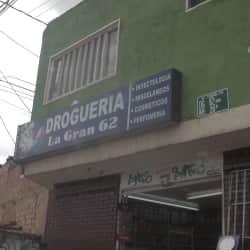Drogueria La Gran 62 en Bogotá