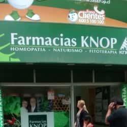 Farmacias Knop - Av. Irarrázaval / Juan Sabaj en Santiago