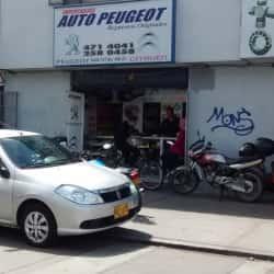 Importadora Auto Peugeot en Bogotá