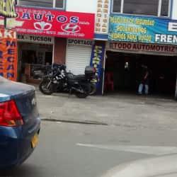 Importadora Pradautos  en Bogotá