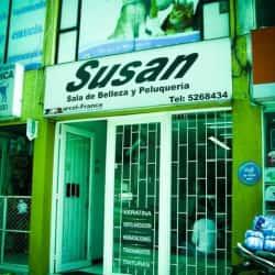 Sala de Belleza y Peluquería Susan en Bogotá