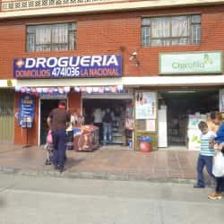 Drogueria La Nacional en Bogotá