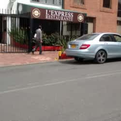 L' Express Restaurante en Bogotá