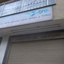 Calzado De Resbalón  en Bogotá