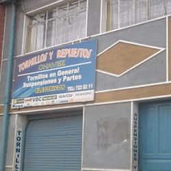 Tornillos Y Respuestos Chavez en Bogotá