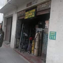 Torneria y Gasfiteria Luis Donaire en Santiago