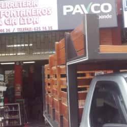 Ferreteria Los Fontaneros & Cia en Bogotá