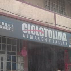 Ciclotolima en Bogotá