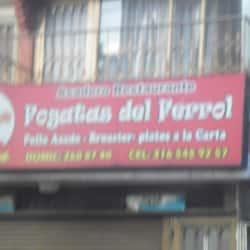Fogatas El Ferrol en Bogotá