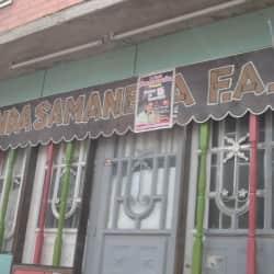Fonda Samaneña F.A en Bogotá
