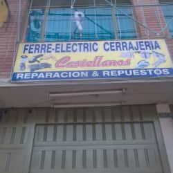 Ferre - Eléctricos - Cerrajería Castellanos en Bogotá