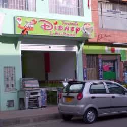 Fruteria Disney La Gran Manzana en Bogotá