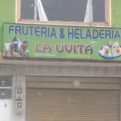 Fruteria & Heladeria La Uvita en Bogotá
