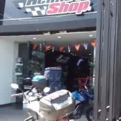 Helmet Shop en Bogotá