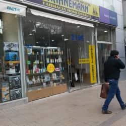 Central de Homeopatia Hahneman - Providencia en Santiago