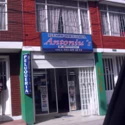 Peluquería Antoniu's  en Bogotá