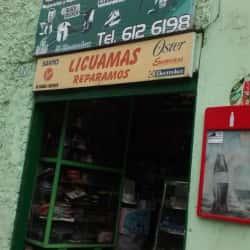 Licuamas en Bogotá