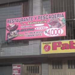 Restaurante y Pescaderia La Abundancia en Bogotá