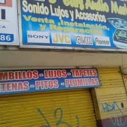 Lujos y Accesorios Para Autos en Bogotá