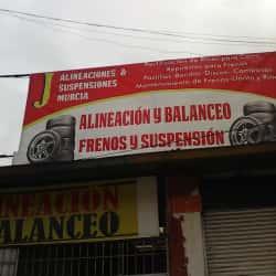 Alineación y Suspensiones Murcia en Bogotá