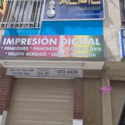 Impresion Digital en Bogotá