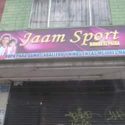 Jaam Sport Donde El paisa en Bogotá