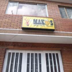 Makus Calle 3 en Bogotá