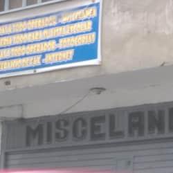 Miscelanea Y Papelería Carrera 156A  en Bogotá