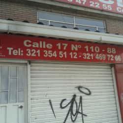 Modulares y Cocinas Calle 17 en Bogotá