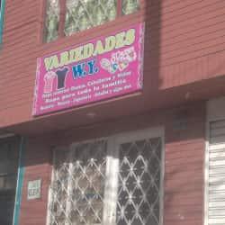 Variedades W.Y en Bogotá