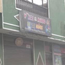 """W"""" Kind el Mundo de los Niños en Bogotá"""