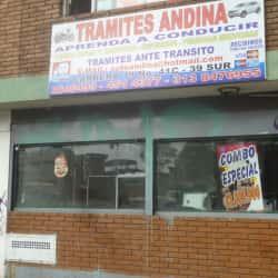 Tramites Andina en Bogotá