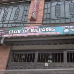 Gran Club De Billares en Bogotá