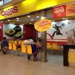 Heladería Doggis - Mall Plaza Vespucio en Santiago